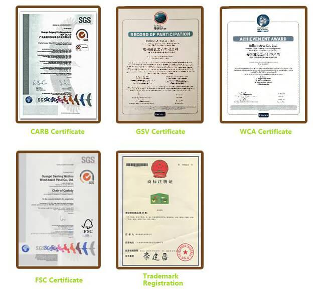 weix certificates
